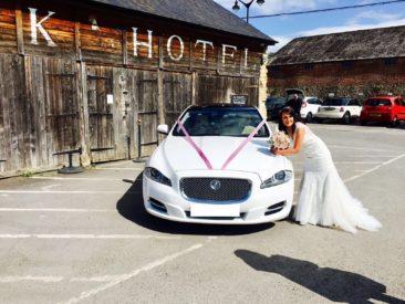 Wedding car hire Lambert
