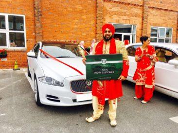 Wedding Car Hire in Brent | Splendid Chauffeurs