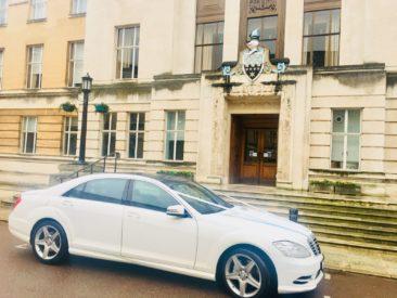 Splendid Mercedes S class