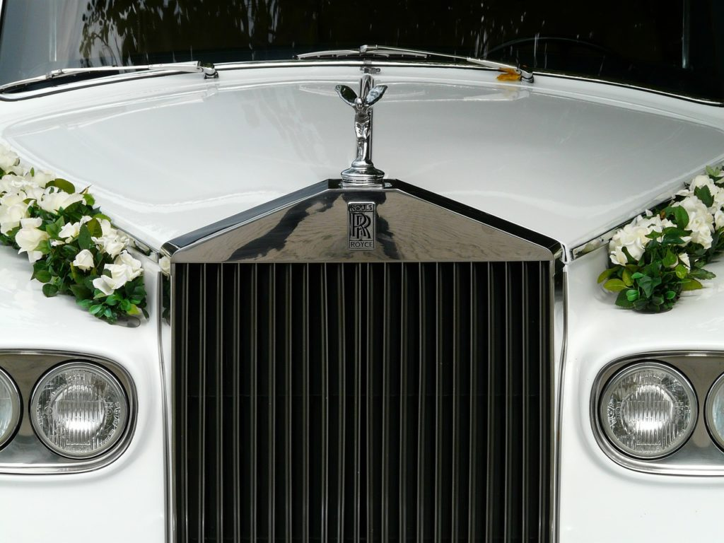 Bridal Car Splendid Chauffeurs