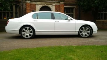 Bentley Spur Chauffeur